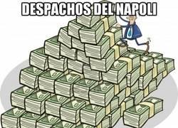 Enlace a Despachos del Napoli