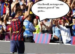 Enlace a Neymar es un caprichoso