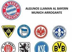 Enlace a Los del Bayern son unos caballeros