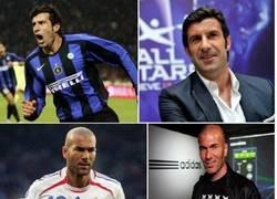 Enlace a Grandes futbolistas de este siglo el año de su retirada