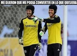 Enlace a Petr Cech x2
