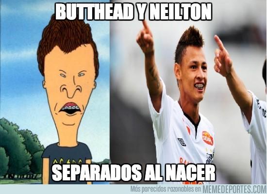 166836 - Butthead y Neilton