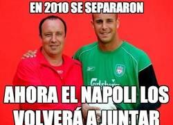 Enlace a Rafa y Pepe, amigos para siempre