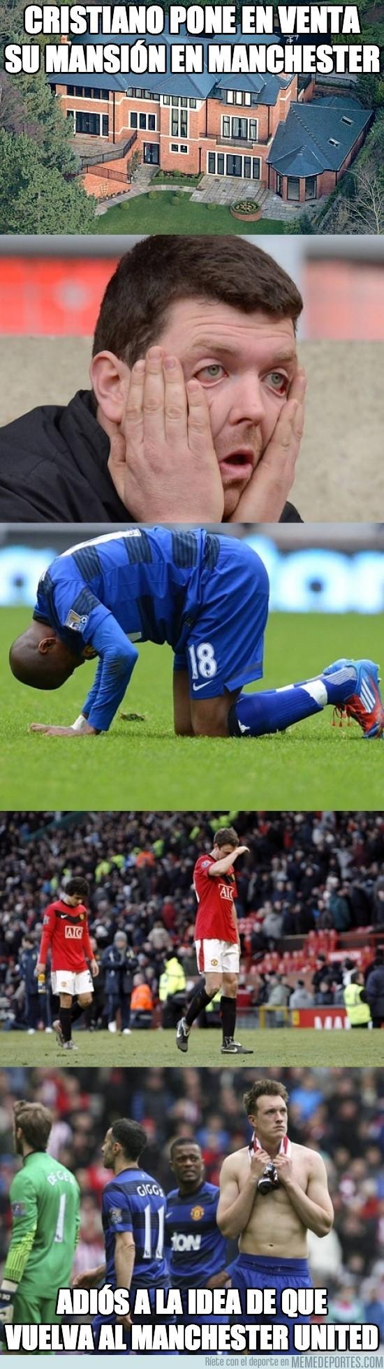 167084 - Adiós a la idea de que vuelva al Manchester United