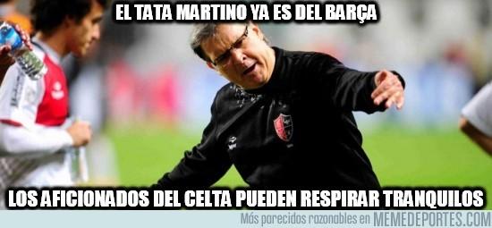 167329 - El Tata Martino ya es del Barça