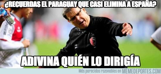 167375 - ¿Recuerdas el Paraguay que casi elimina a España?