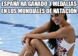 Enlace a España ha ganado 3 medallas en los mundiales de natación