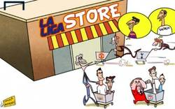 Enlace a Entrenadores ingleses de compras