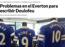 Enlace a Pues menos mal que los del Everton no fichan como el Borussia