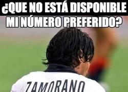 Enlace a ¿Sabías que Zamorano utilizó esta camiseta porque Ronaldo ya tenía el 9?