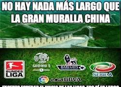 Enlace a Nada más largo que la Gran Muralla China