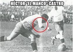 Enlace a Héctor, el manco Castro