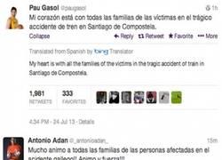 Enlace a El deporte muestra su apoyo al accidente en Santiago [Parte 2]