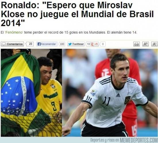 168716 - Vamos Ronaldo, estas cosas se piensan pero no se dicen...