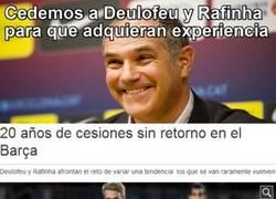Enlace a Cesiones sin retorno made in Barça