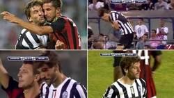 Enlace a Llorente, dando la cara por la Juventus