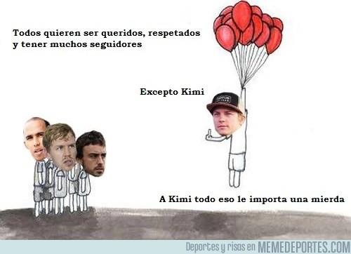 169235 - Kimi es un piloto especial
