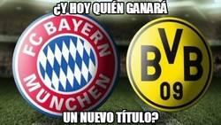 Enlace a ¡Hoy se juega la Supercopa alemana!