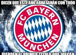 Enlace a Parece que no va a ser tan fácil, Bayern