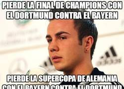 Enlace a Super Bad Luck Götze