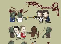 Enlace a Futbolistas vs Zombies Parte 2
