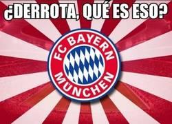 Enlace a El Bayern no recordaba que era la derrota