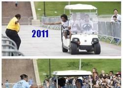 Enlace a Marcelo y la guardia de seguridad de la UCLA, mejor historia de amor que Crepúsculo