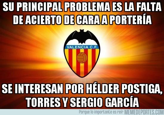 170896 - Creo que el Valencia no ha entendido muy bien su problema