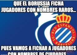 Enlace a El Espanyol no quedándose atrás con sus fichajes