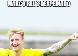 Enlace a Marco Reus despeinado