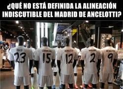 Enlace a Los de la tienda de el Real Madrid, acabando con nuestras dudas