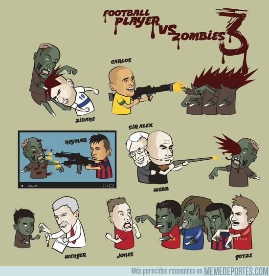 171395 - Vamos con la tercera entrega de Players vs. Zombies