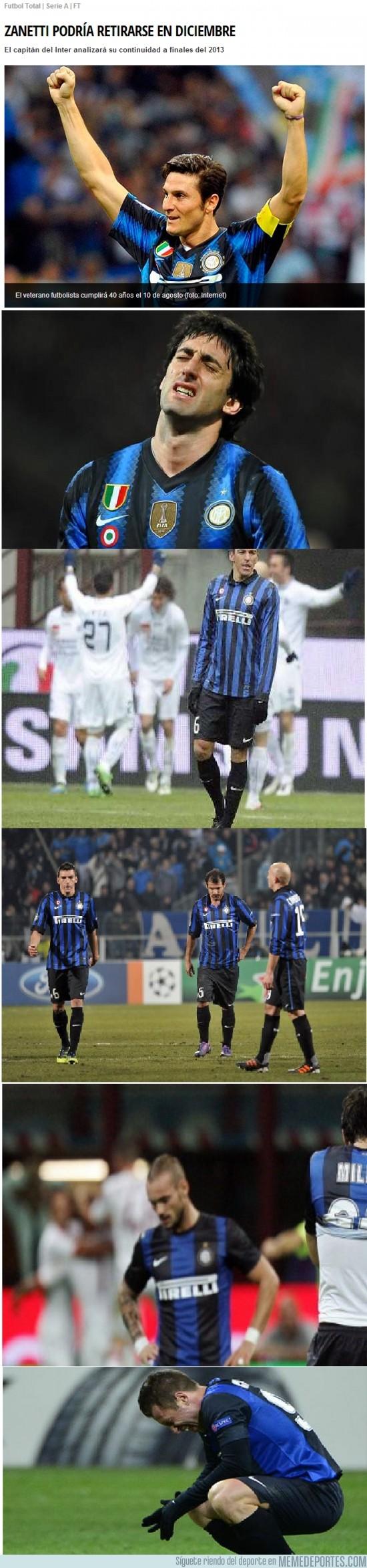 171510 - El posible adiós al mítico capitán del Inter
