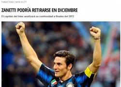 Enlace a El posible adiós al mítico capitán del Inter