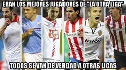 Enlace a Más allá de Barça y Madrid había grandes cracks, había...