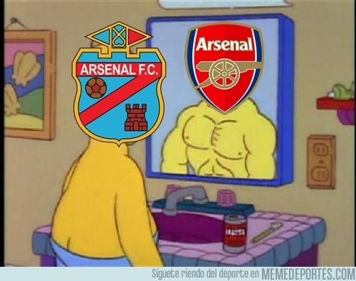 171783 - Buen intento Arsenal, buen intento