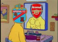 Enlace a Buen intento Arsenal, buen intento