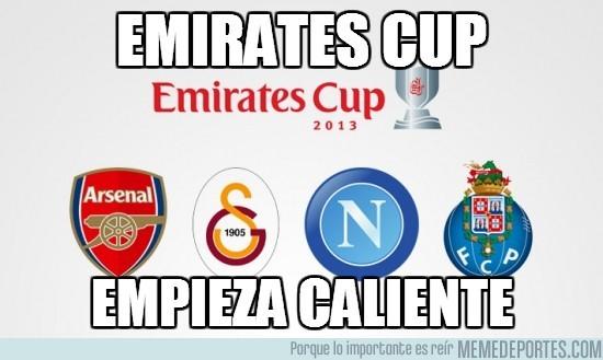 171804 - ¿Preparados para la Emirates Cup?