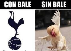 Enlace a Pequeñas diferencias en el Tottenham