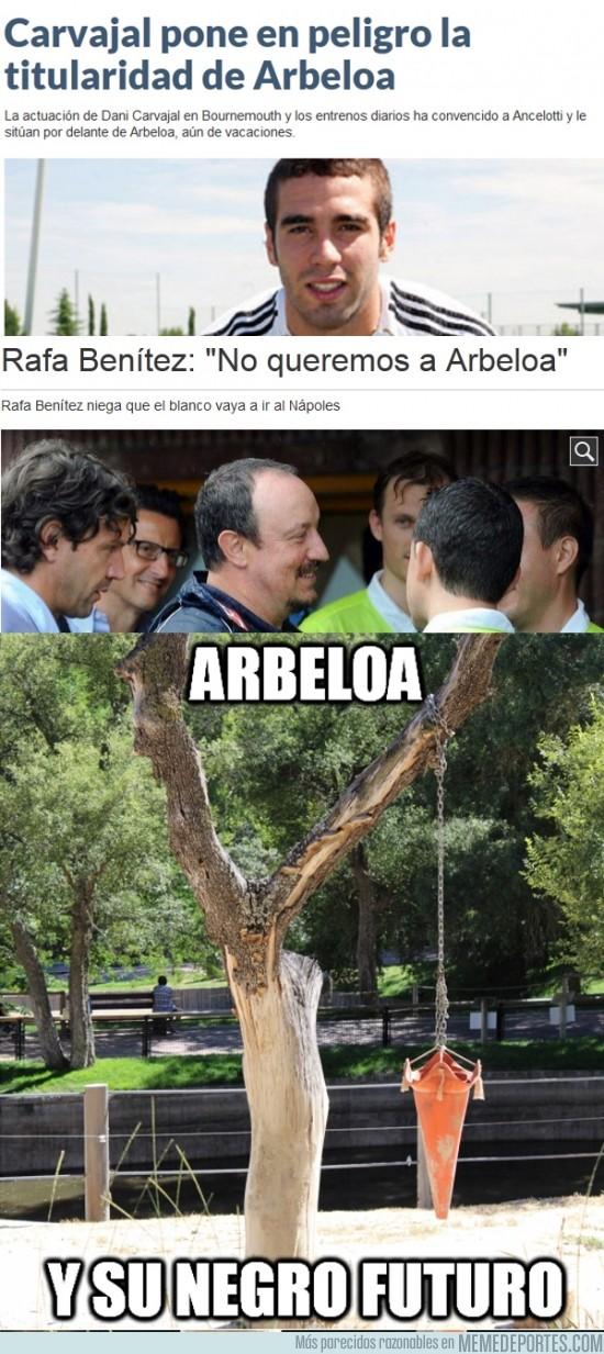 172424 - Nadie quiere a Arbeloa