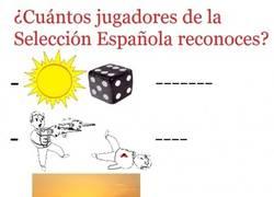 Enlace a Ahora es el turno de la selección española