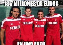 Enlace a Bale vs. estrellas del Mona€o