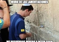 Enlace a Muro de las lamentaciones