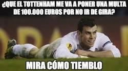 Enlace a ¿Que el Tottenham me va a poner una multa de 100.000 euros por no ir de gira?