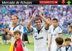 Enlace a El Schalke 04 quiere recuperar a Raúl