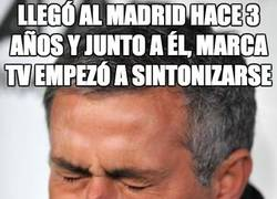 Enlace a Llegó al Madrid hace 3 años y junto a él, Marca TV empezó a sintonizarse