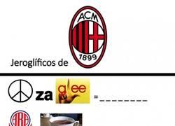 Enlace a Algunos jeroglíficos del AC Milan