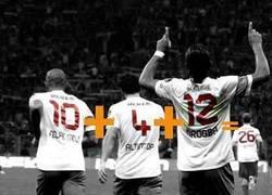 Enlace a Coincidencia, en el fútbol tambien existe