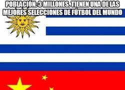Enlace a Uruguay vs China