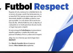 Enlace a Fútbol #respect